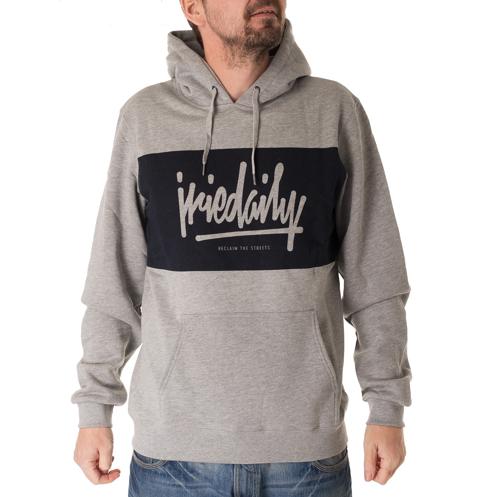 Iriedaily Tagg Tagg Tagg Hooded Hoodie Herren Kapuzenpullover 33484 1fac98